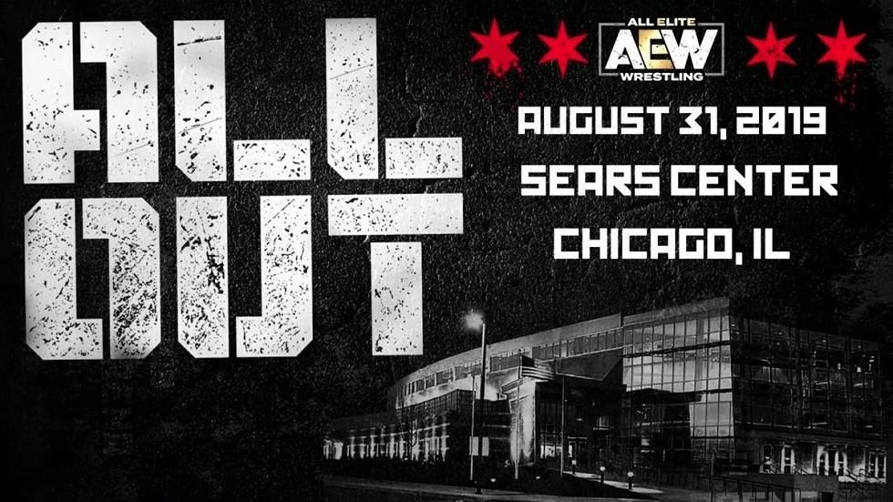 Nuevo combate anunciado para AEW All Out