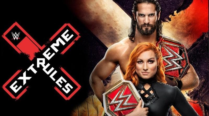 Cartelera actualizada WWE Extreme Rules 2019