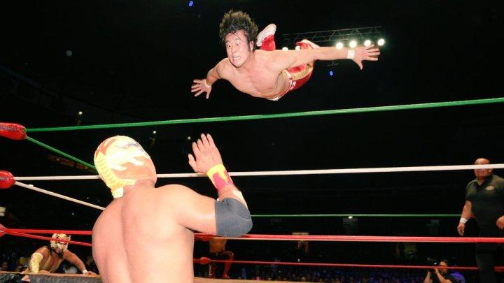 Kawato nuevo campeón en CMLL