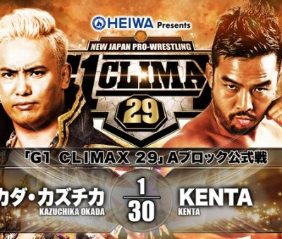 NJPW G1 Climax 29 Día 9