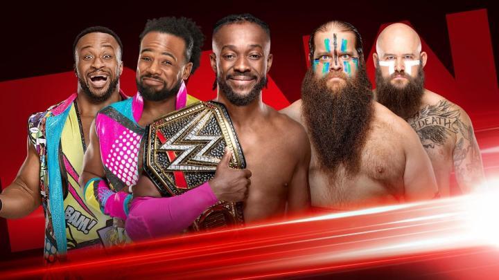 WWE RAW: Resultados en directo 1 de julio