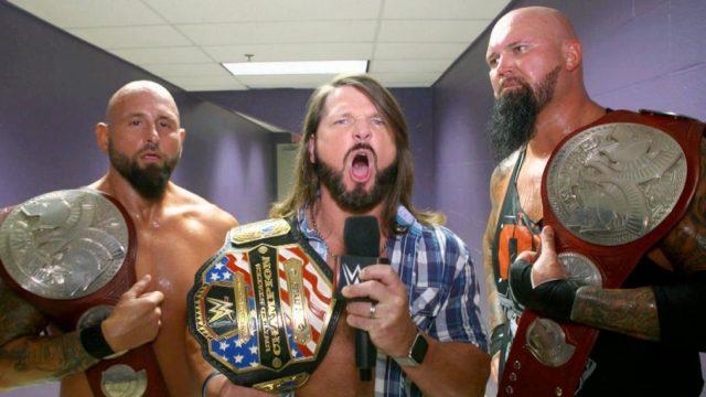 Previa WWE Raw: 5 de agosto de 2019