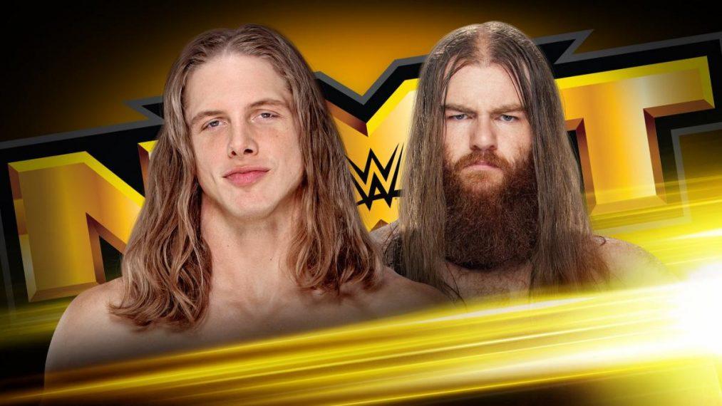 WWE NXT 7 de agosto