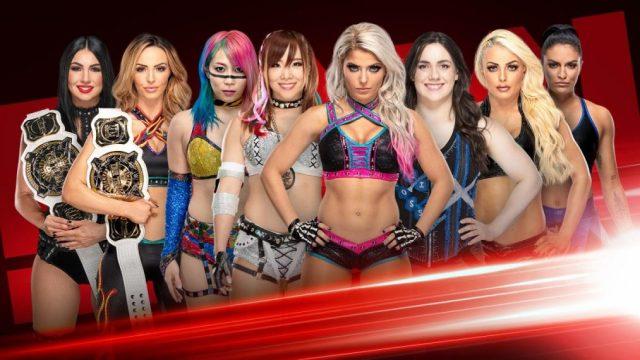 Se anuncian varios combates para el capítulo de WWE Raw de esta noche