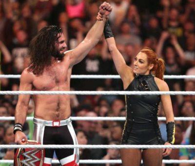 Becky Lynch Rollins RAW
