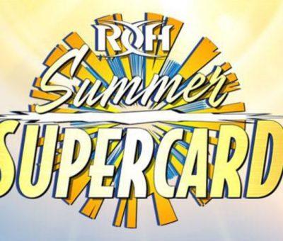 Resultados de ROH Summer Supercard