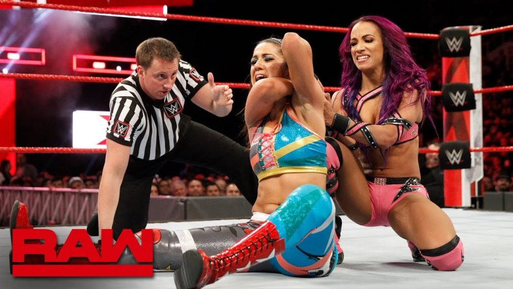 Sasha Banks Bayley