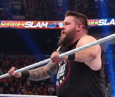 Kevin Owens Shane McMahon SummerSlam