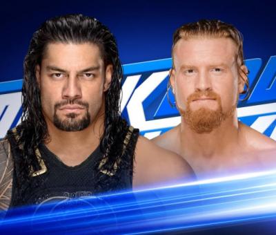 WWE SmackDown resultados 13 de agosto