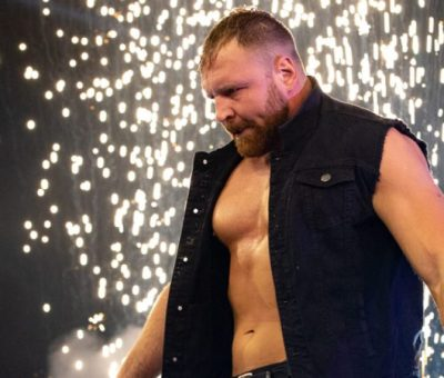 Jon Moxley All Out