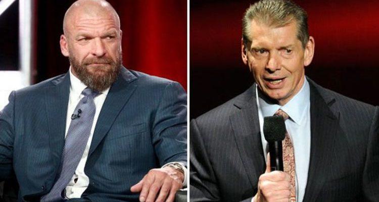 Vince McMahon Triple H
