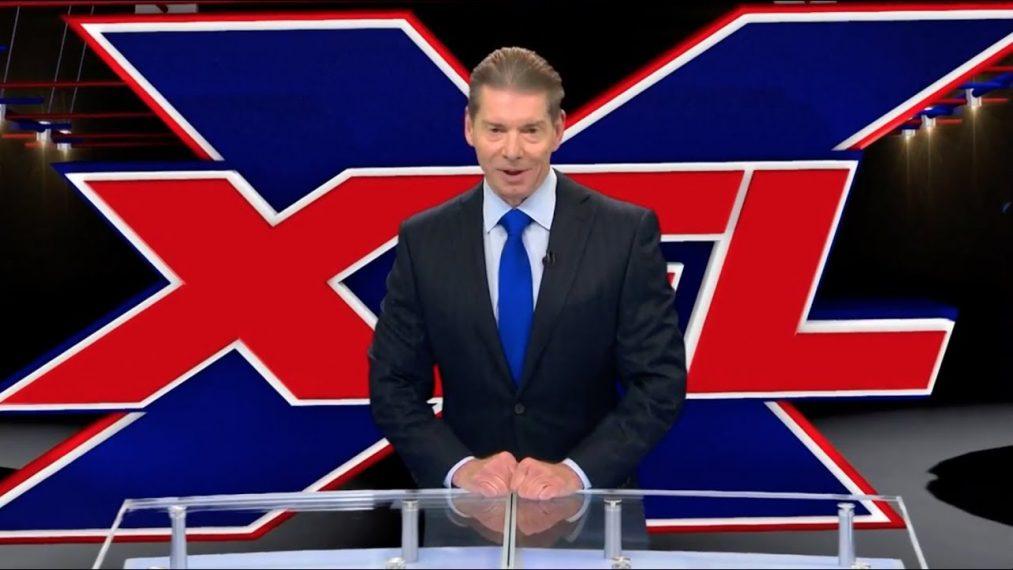 Vince McMahon WWE XFL