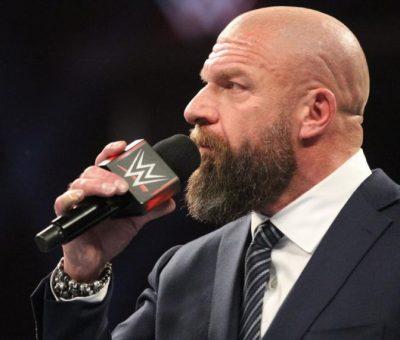 Triple H NXT AEW
