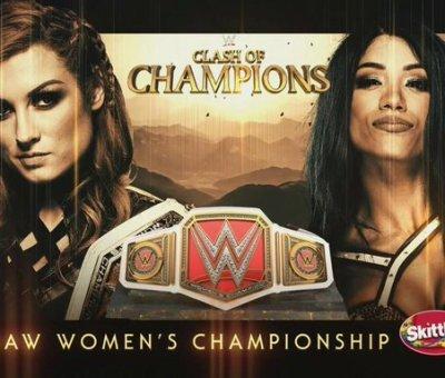 Sasha Banks Becky Lynch Clash of Champions