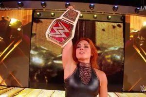 Becky Lynch Clash of Champions