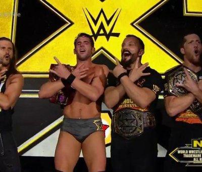 Roderick Strong WWE NXT
