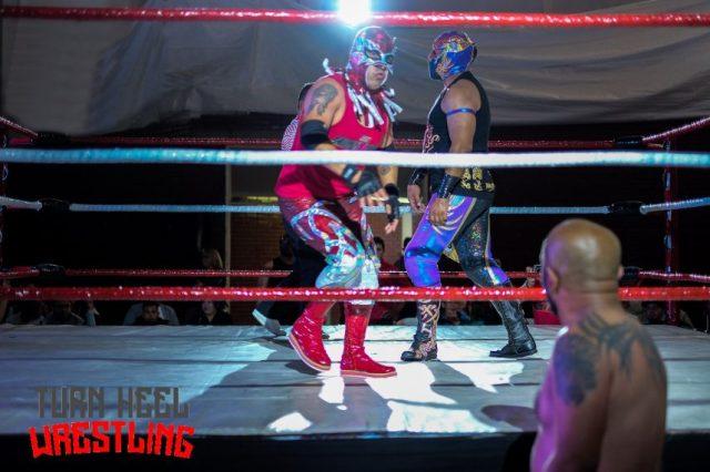 ELL: Cuestión de Honor - Wrestling Colombiano
