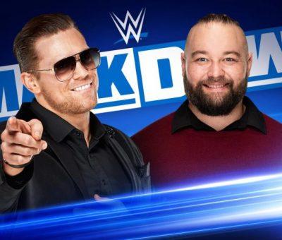 WWE SmackDown Resultados 1 de noviembre