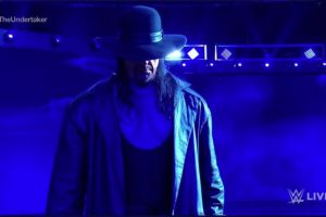 The Undertaker no estaría en WWE Crown Jewel
