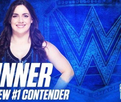 Nikki Cross Bayley SmackDown