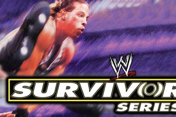La vista atrás Survivor Series 2002