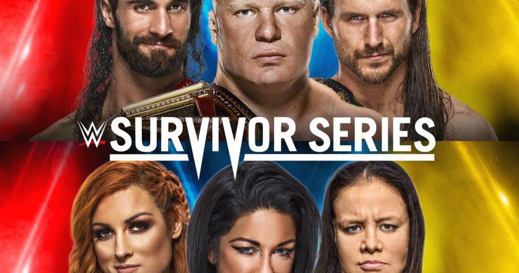 NXT Survivor Series 2019