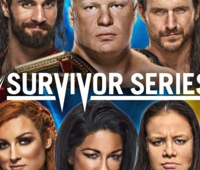 NXT Survivor Series 2019