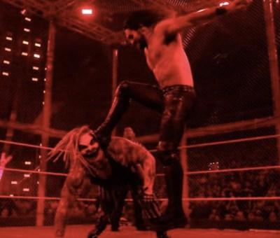 El árbitro del main event de Hell in a Cell explica porqué paró el combate