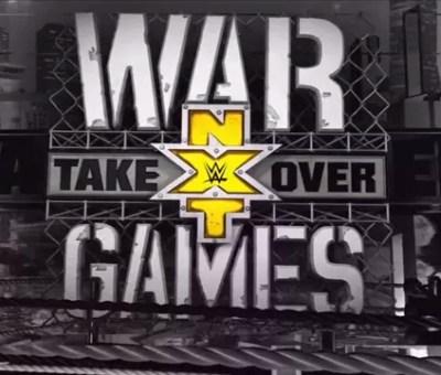 NXT War Games Femenino