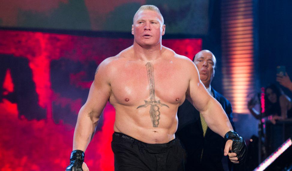 control creativo Brock Lesnar