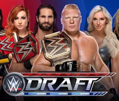 Draft WWE Raw
