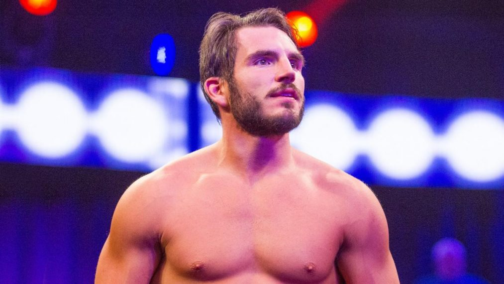 Johnny Gargano EVOLVE