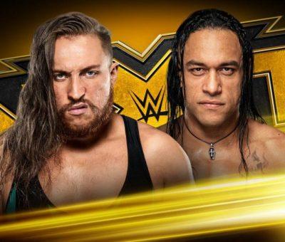 WWE NXT Resultados 6 de noviembre