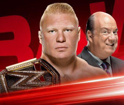 WWE RAW Resultados 4 de noviembre