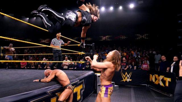 Previa WWE NXT: 13 de noviembre de 2019