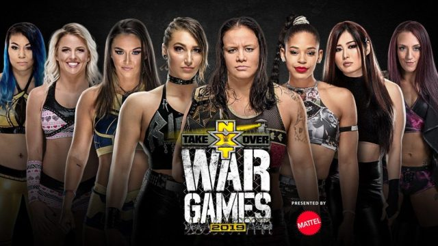 Análisis y predicciones de NXT TakeOver: War Games 2019