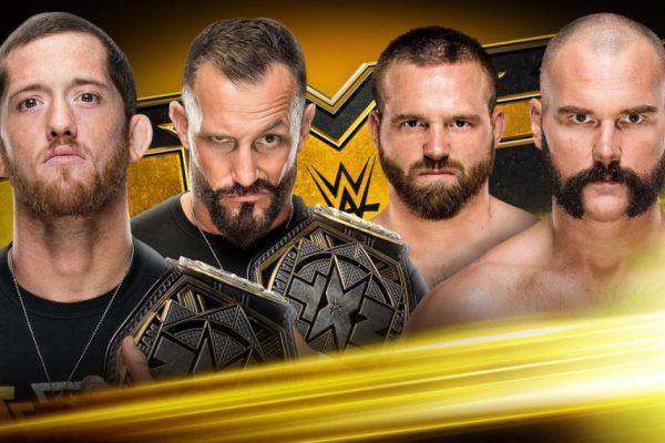 Resultados NXT 20 noviembre