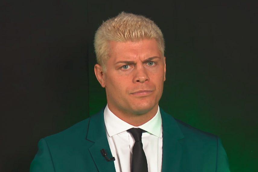 Cody Rhodes real