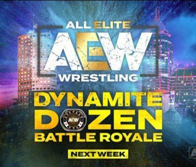 Combates AEW Dynamite