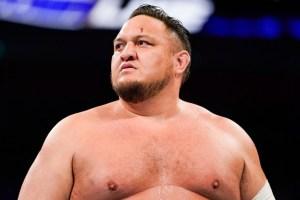 Novedades acerca de la lesión de Samoa Joe