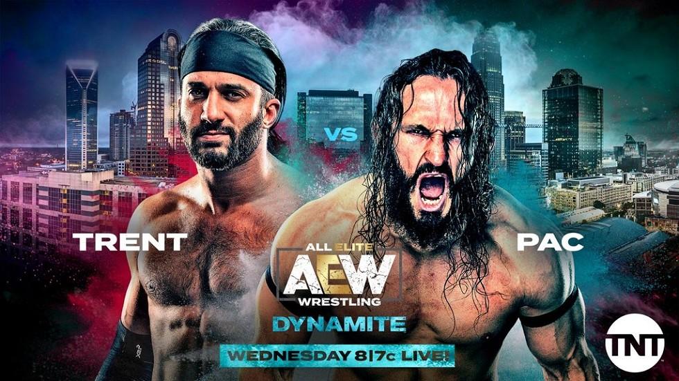AEW Dynamite Resultados 6 de noviembre