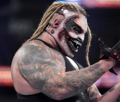 The Fiend oponente Survivor Series
