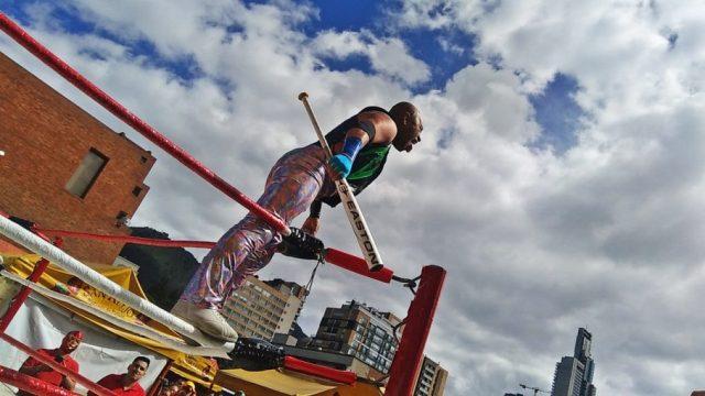 ELL - Equipos de Lucha Libre se toma el mercado de San Alejo