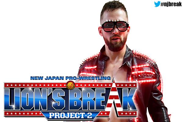 NJPW Lion´s Break Project 2