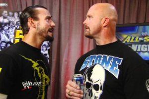 Stone Cold habla sobre el regreso de CM Punk