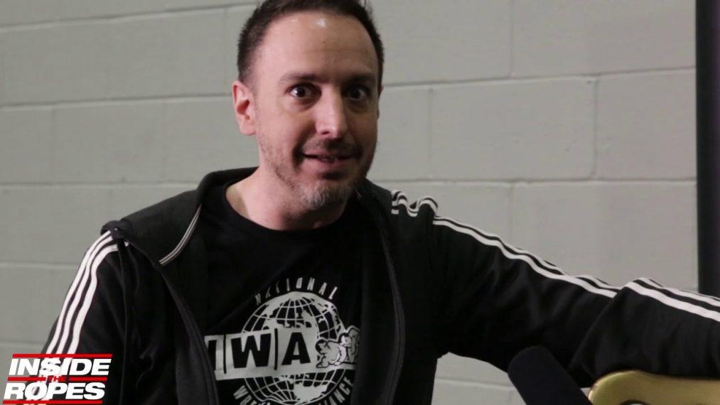 David Lagana NWA