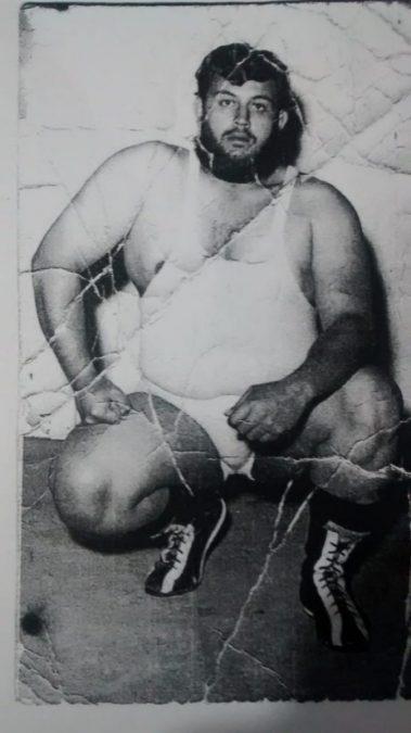 Charles Manson, el psicópata del ring