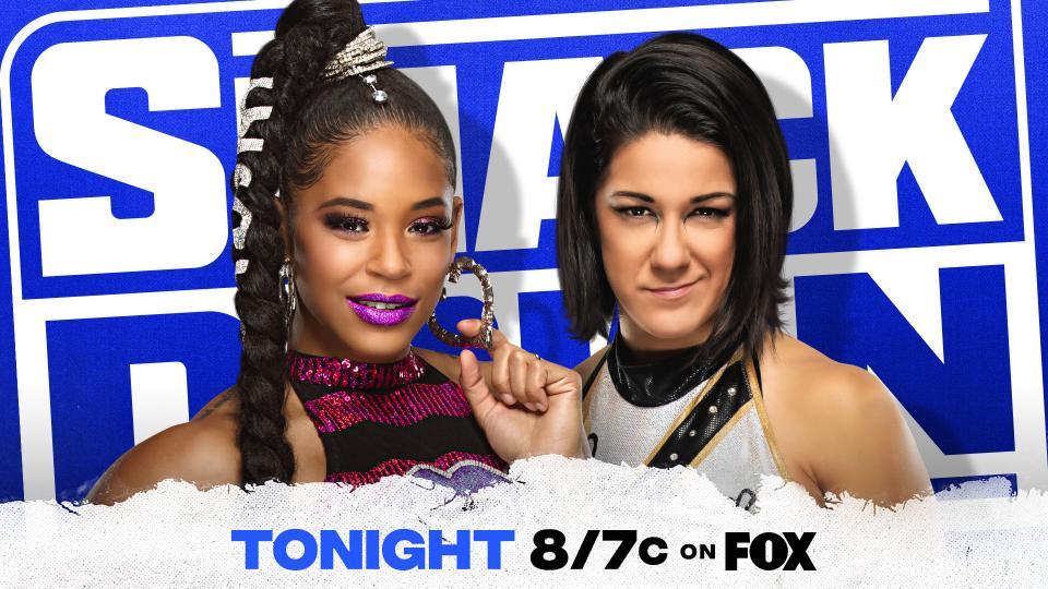 Previa WWE SmackDown 29 de enero de 2021