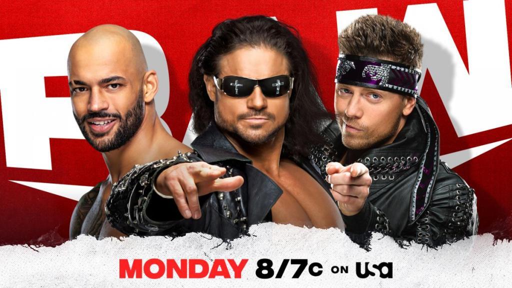 Previa WWE RAW 12 de julio de 2021