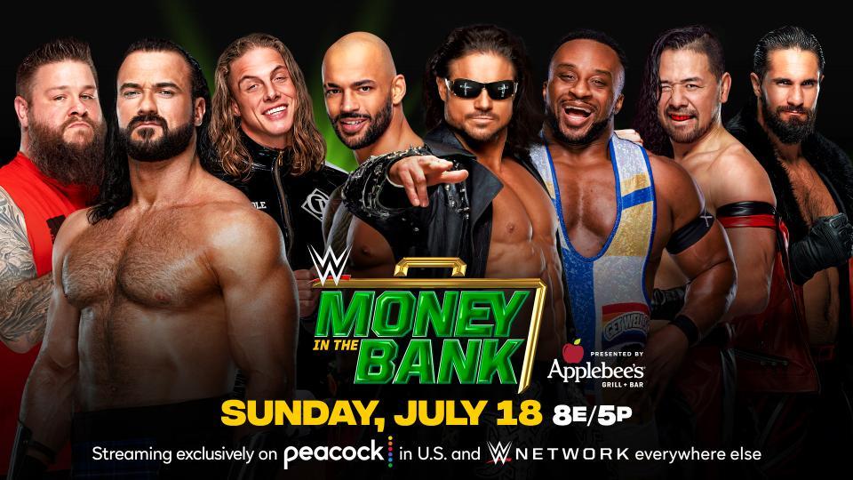 Predicciones y previa WWE Money in the Bank 2021